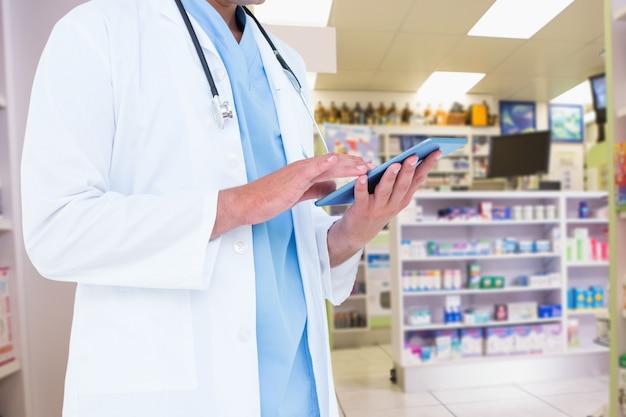 薬剤の薬物医師の医療を切り出します 無料写真