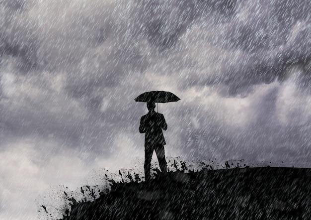 Всплеск выгодная линия дождь подписания Бесплатные Фотографии