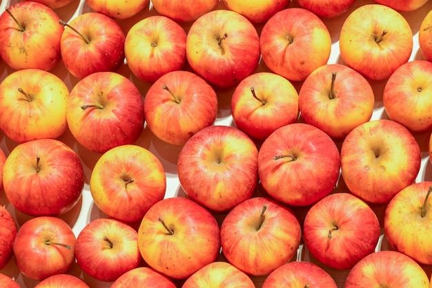 多くのリンゴ 無料写真