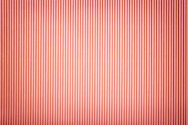 ビネットと段ボールのピンクの紙のテクスチャ、 Premium写真