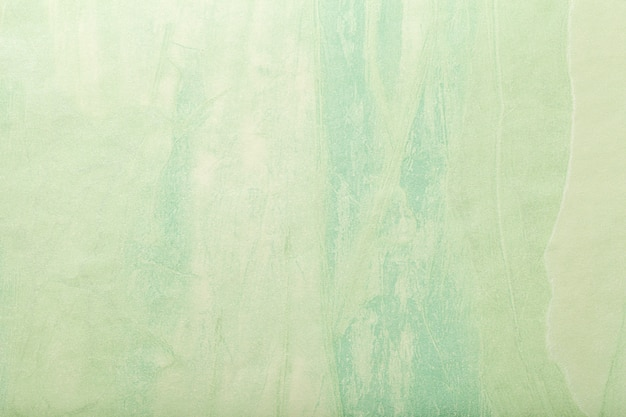 抽象芸術の背景ライトグリーンと黄色の色 Premium写真