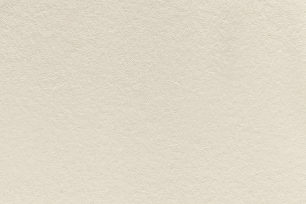 Текстура старой светло-бежевой бумаги фон плотного песка картона Premium Фотографии