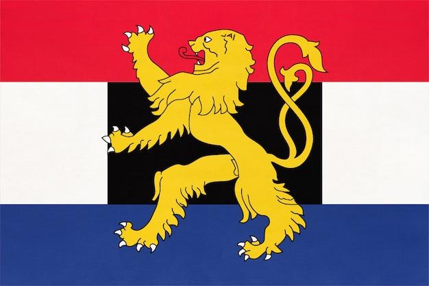 ベネルクス、オランダの国旗。ルクセンブルク、ベルギーの国 Premium写真