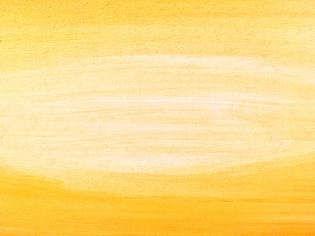 Абстрактная живопись искусство фон желтого и белого цветов. Premium Фотографии
