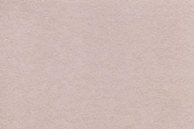 古いベージュの紙のクローズアップの質感 Premium写真