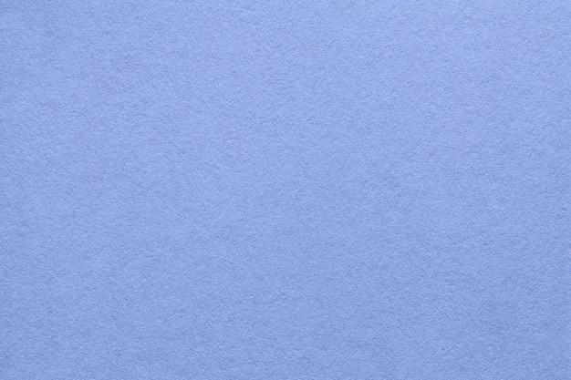 古い青い紙の背景、クローズアップの質感 Premium写真