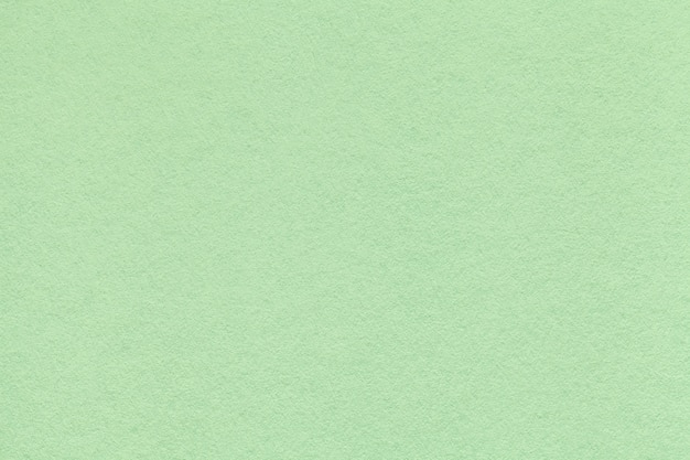 古いライトグリーンペーパーのクローズアップの質感 Premium写真