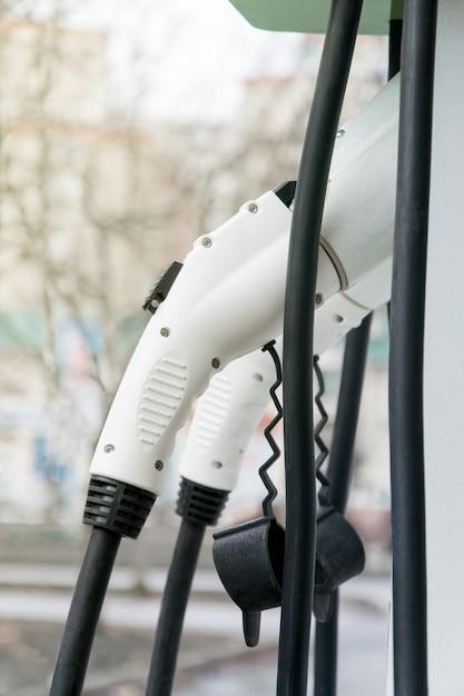Автомобильная зарядка Premium Фотографии