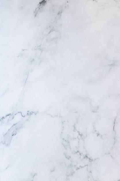 白い大理石の背景 Premium写真