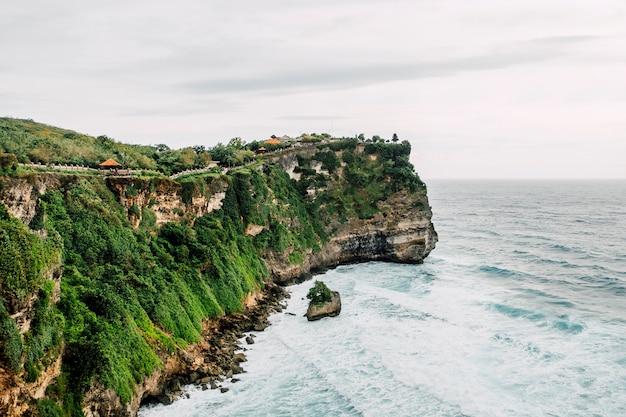 バリの海岸線 無料写真