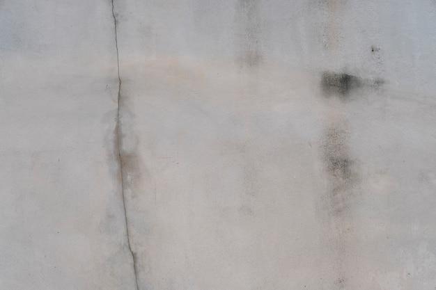 セメント亀裂壁グランジ背景 無料写真