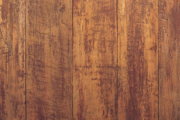 磨かれた背景の木製パネル。 無料写真