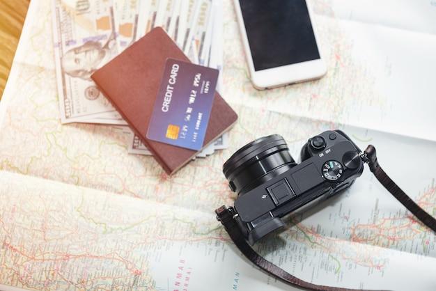 旅行計画 無料写真