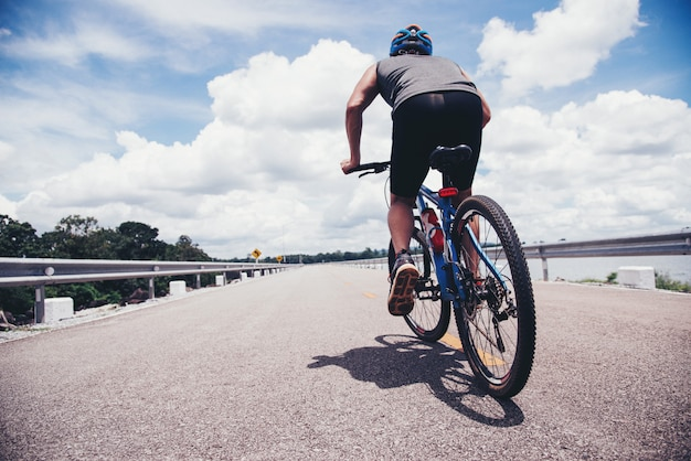 Велосипедист Бесплатные Фотографии