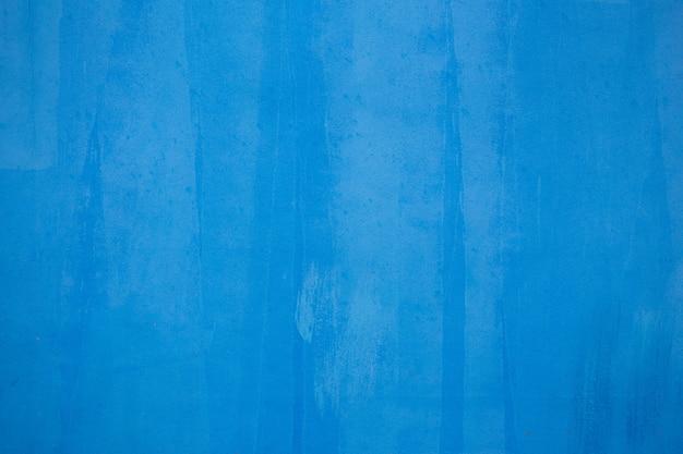 古い水色の壁テクスチャ背景。 無料写真