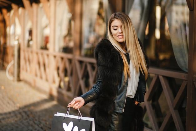 豪華な少女 Premium写真