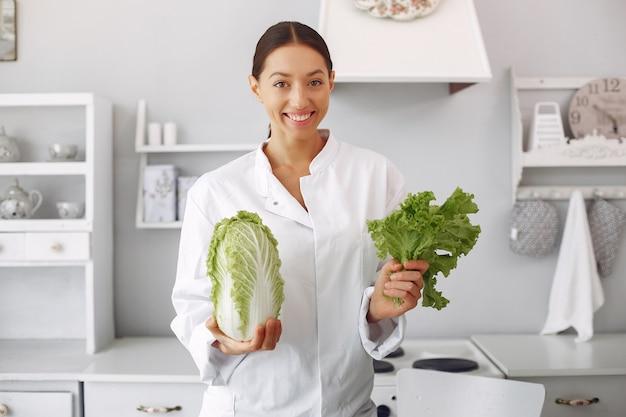 野菜と台所の医者 無料写真