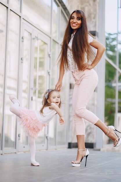 Мать с дочерью Бесплатные Фотографии