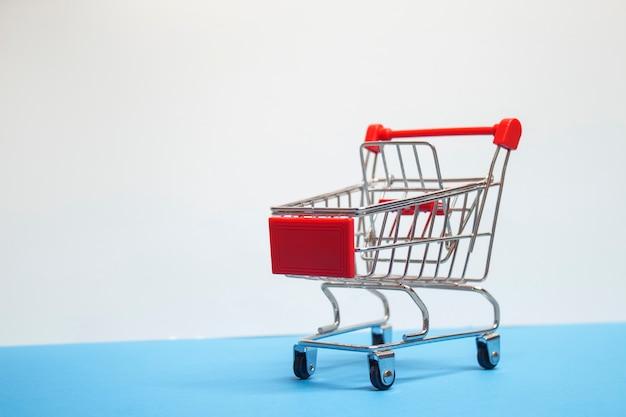 販売コンセプトスーパーマーケット用トロリー Premium写真