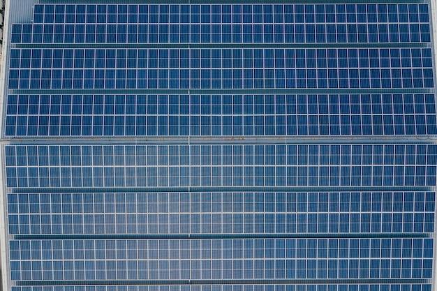 太陽電池パネルの背景 無料写真