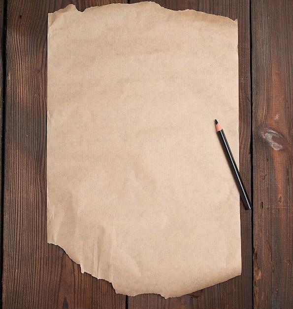 Пустой лист бумаги картинка
