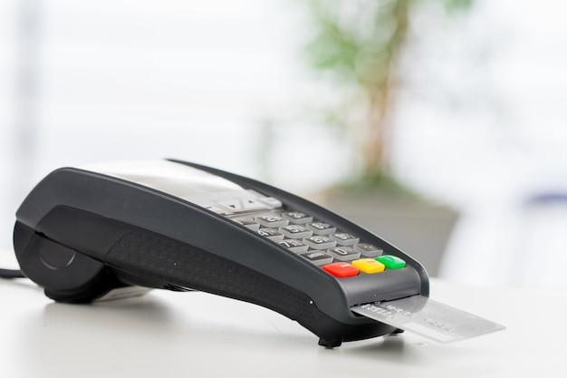 クレジットカード決済、商品・サービスの売買 Premium写真