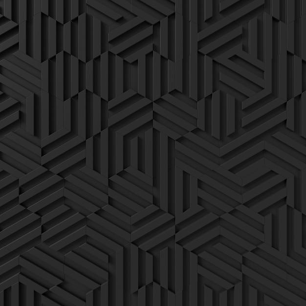 Абстрактный фон современной плитки стены Premium Фотографии