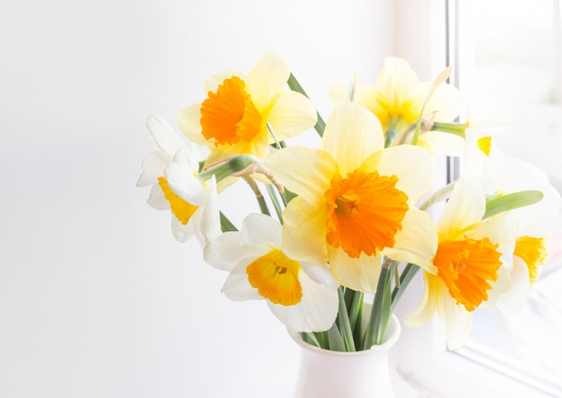 水仙花。 無料写真