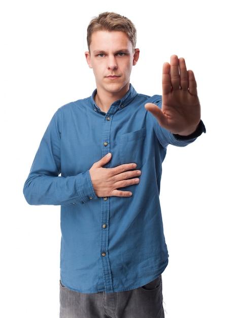 человек с протянутой рукой картинки
