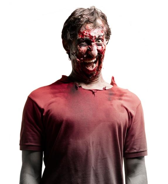 Очень страшные картинки с зомби