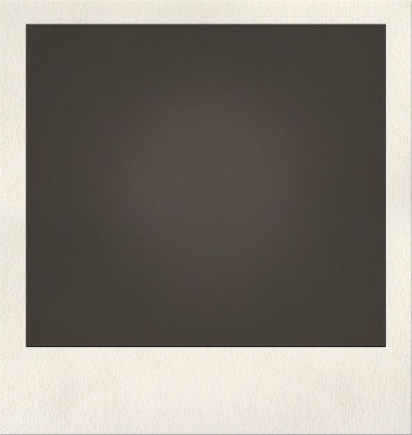 空のポラロイドショット 無料写真