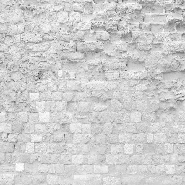 Серый разлагающихся кирпичная стена Бесплатные Фотографии
