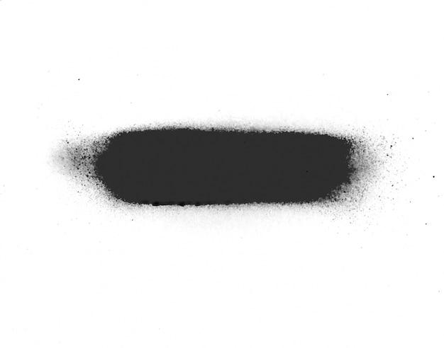 Спрей знак падения абстрактных брызг Бесплатные Фотографии