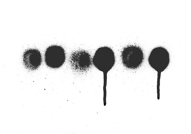 Блобо зерно брызг абстрактных сухое Бесплатные Фотографии