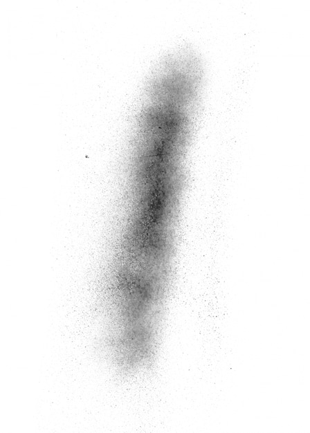 抽象的な表面スプラット投げ粉末 無料写真