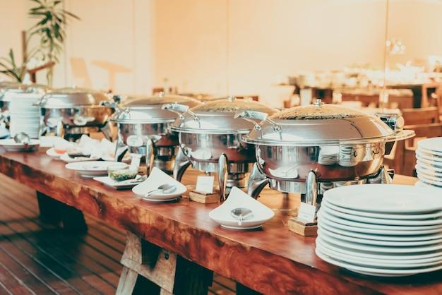 Роскошь тарелка еда марочного праздник Бесплатные Фотографии