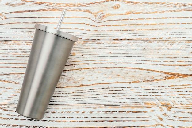 Нержавеющая и стаканная чашка Бесплатные Фотографии