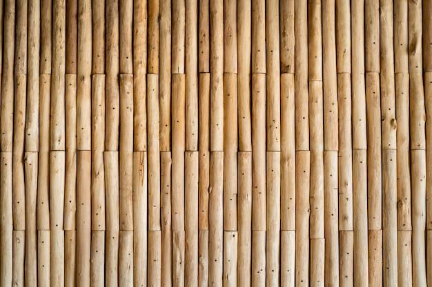 竹の背景。 Premium写真