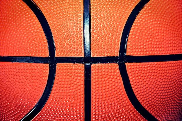 バスケットボールのボール。 無料写真