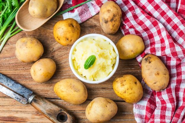Картофельное пюре, картофель Бесплатные Фотографии