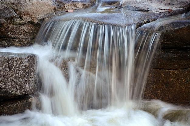 風景流れ自然川水風景小川 無料写真