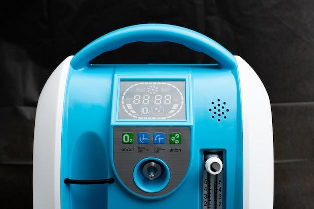 酸素濃縮器バーゲージ測定リットル Premium写真