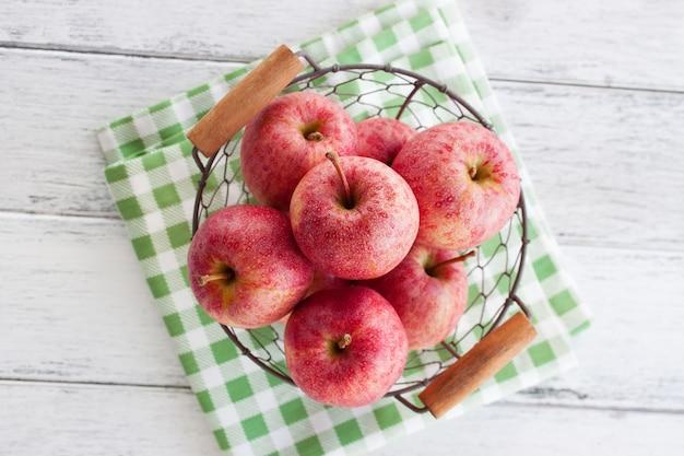 りんごボウル 無料写真