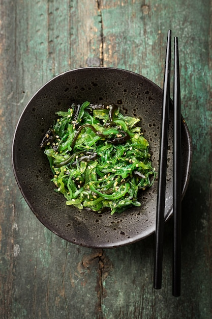 海藻サラダ 無料写真