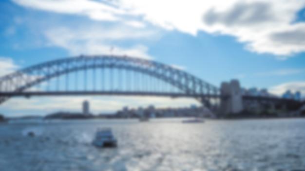 大きな金属デフォーカスブリッジ 無料写真