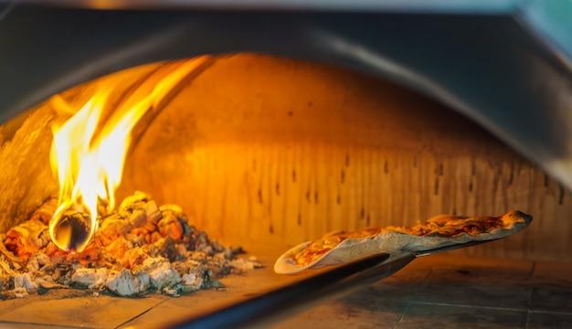 Пицца в духовке Бесплатные Фотографии
