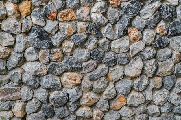 石の壁のテクスチャ背景 無料写真