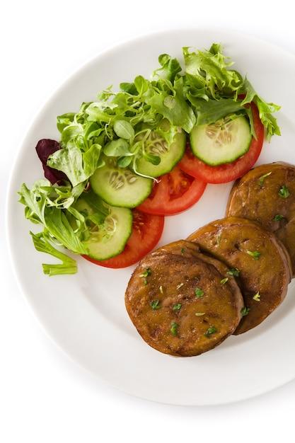 セイタンと野菜 Premium写真