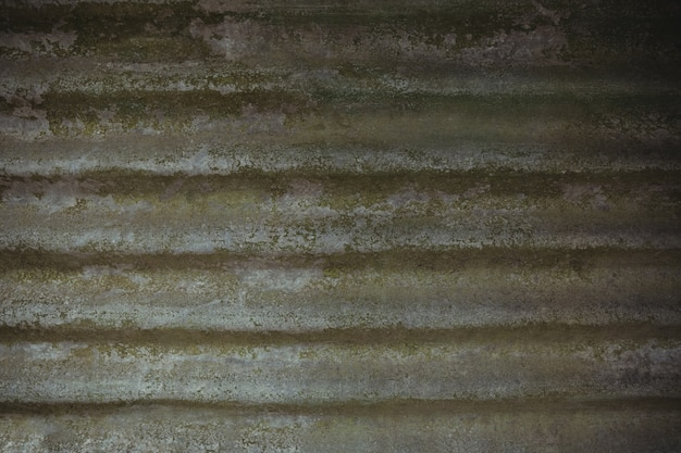 古い亜鉛メッキ鉄屋根 無料写真