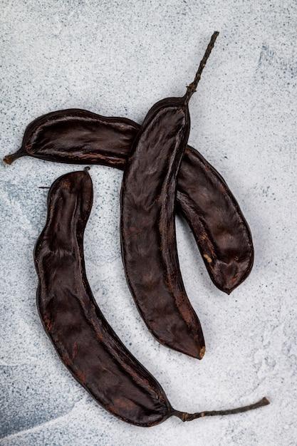 Какао кароб Premium Фотографии